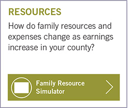 Family Resource Simulator